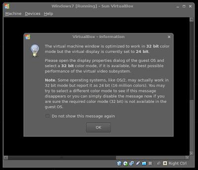 How to Install Windows 7 on Ubuntu Using VirtualBox | TechSource