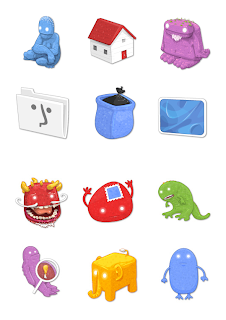 Somatic Icon Set