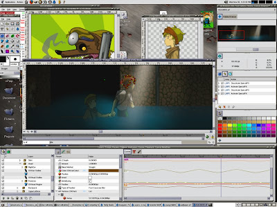Free and Open Source 2D Animation Software for Linux | TechSource