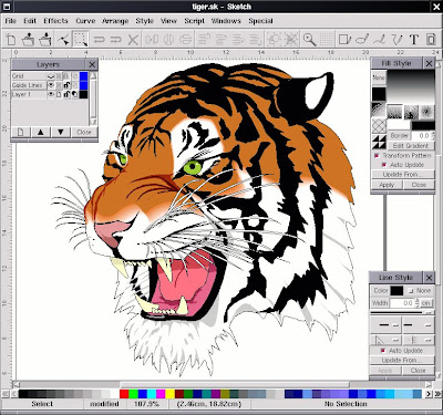 7 Best Free And Open Source Vector Graphics Editors For