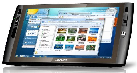 Archos 9 Tablet PC Price and