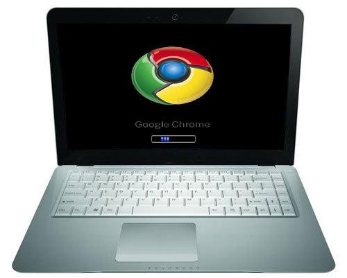 google chrome os. Google Chrome OS Netbook