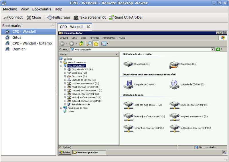 vnc client  windows 7 free
