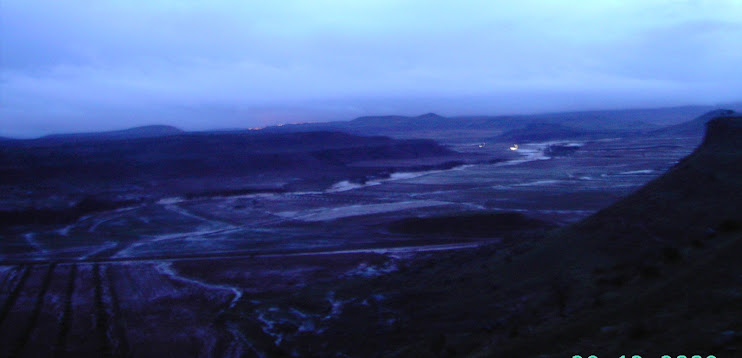 Lluvias invierno 2010