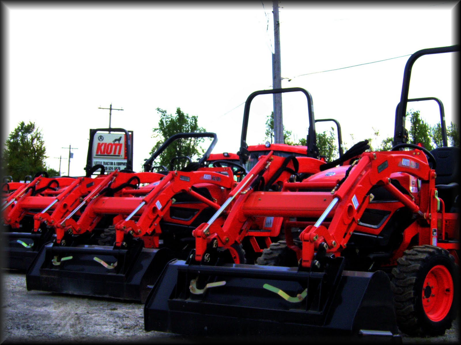 On at little tractor save thousands on this kioti ck27hst package