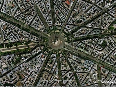 The Arc de Triomphe, Place Charles de Gaulle, Paris, France