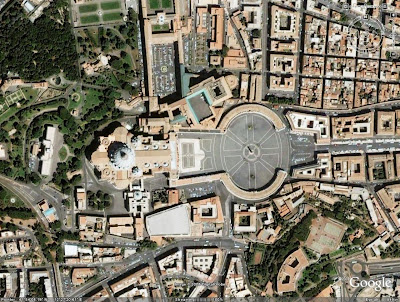 St. Peter's Basilica and Saint Peter's Square, Vatican