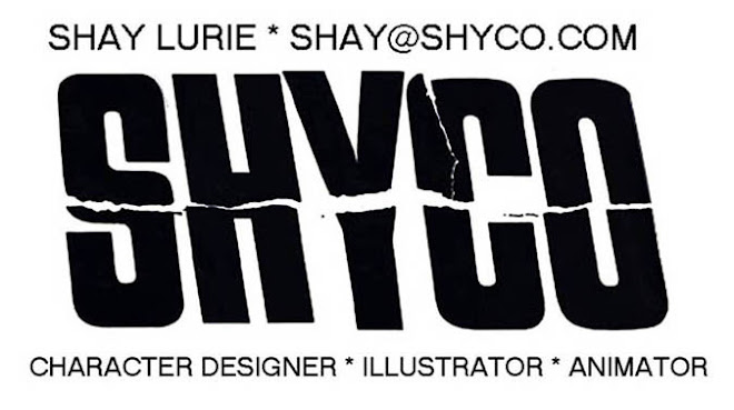 Shyco Character Design