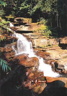 Tad Poe Waterfall