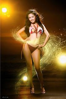 Miss Vietnam สวย เซ็กส์ซี่