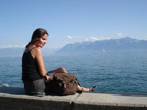 Moi à Lausanne