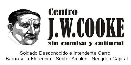 J.W.COOKE Sin Camisa y Cultural