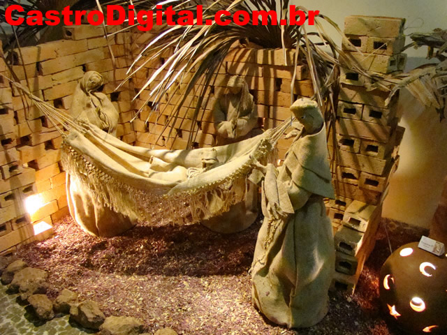 IMAGEM - IV Exposição Franciscana de Presépios de Natal - Bacabal - MA