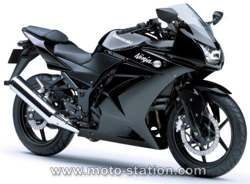 Image of Foto Kawasaki Ninja 250 Cc