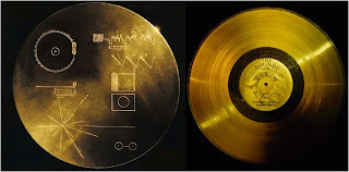 Discos de oro de las Voyager