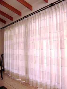 Myl decoraci n como elegir la tela para cada cortina - Como elegir cortinas ...