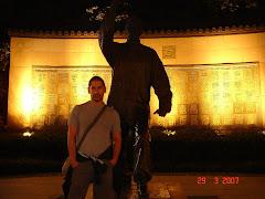 Monumento al Taijiquan in Hangzhou