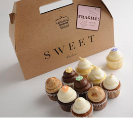 Sweet Cupcake Boston