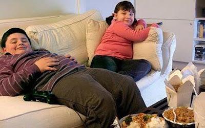 Les enfants obèses sont plus susceptibles de ronfler !