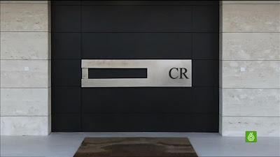 cristiano ronaldo maison madrid