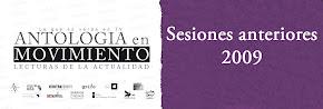 Sesiones 2009