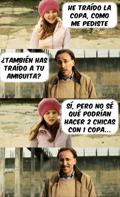 2 Mujeres Una Copa