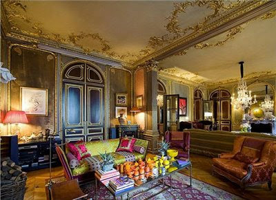House of talin roccoco style interiors - Belle epoque interiors ...