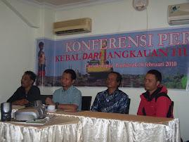 Press Conference Kasus Semunying