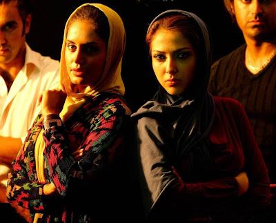 عکسی از لیلا اوتادی در کنار الناز شاکر دوست