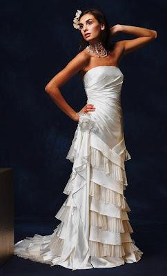 مدلهای لباس عروس ، مدل عروس و عکس لباس عروس 2010 2011 http://sonia.blogsky.com/