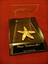 Mirá la entrega de los Premios ESTRELLA DE MAR 2009