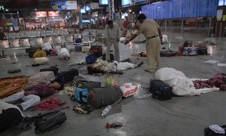 Mumbain terrori-iskujen sarja 2008