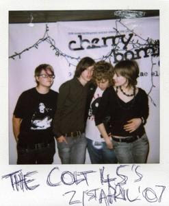 The Colt 45s