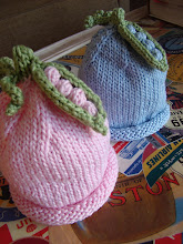 Sweet Pea Hat Pattern