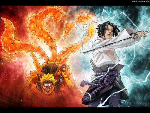 naruto e sasuke shippuden