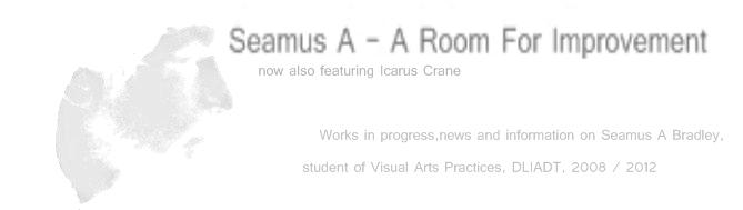 Seamus A - A Room For Improvement