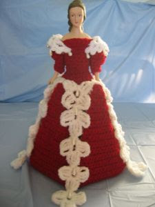 Ten Inch Doll Clothes Free Crochet Patterns
