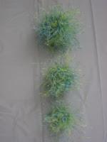 candy pom-pom ornaments free crochet pattern and tutorial
