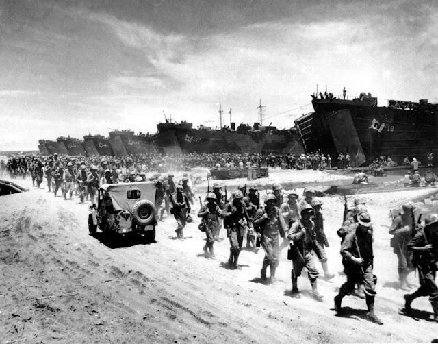 La guerra del Pacifico en imagenes