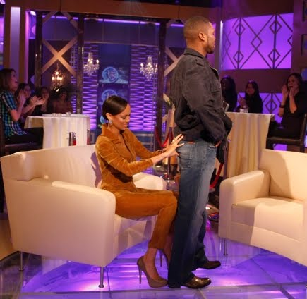 Artist, 50 CENT appeared on the Tyra Banks Show ehere he discuessed what it ...