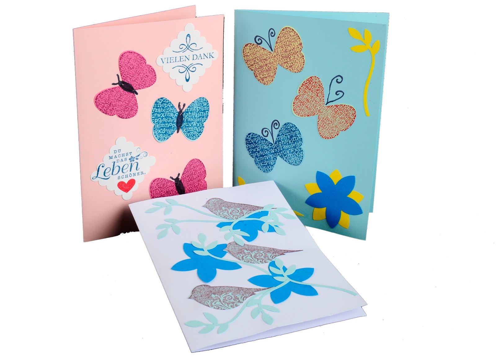 Karten selber basteln mit kindern for Weihnachtsgeschenke selber basteln fa r eltern