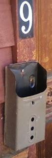 my vintage mailbox!