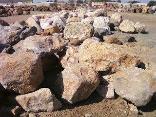 my boulders come from this pile