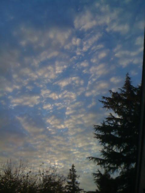Sacramento clouds