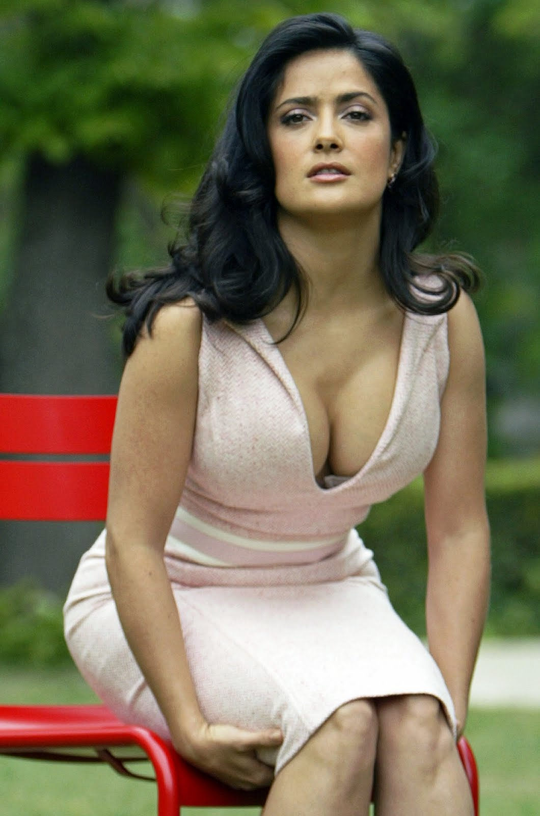 from Danny very nude salma hayek