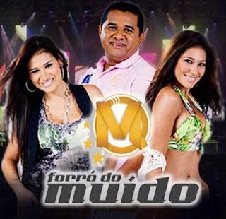 CD Forró do Muído   Ao Vivo em Maniçoba BA 2011