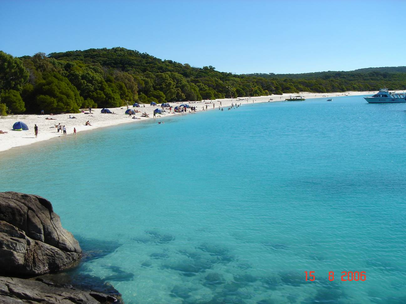 White Beach Australia  city images : Nice Places in the World: White Heaven Beach, Queensland – Australia