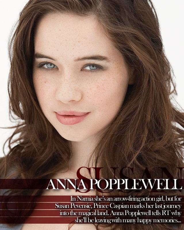 Anna Popplewell Narnia