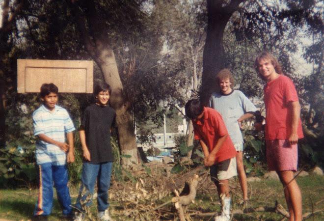 Los amigos misioneros