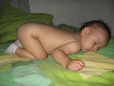 Durmiendo calato